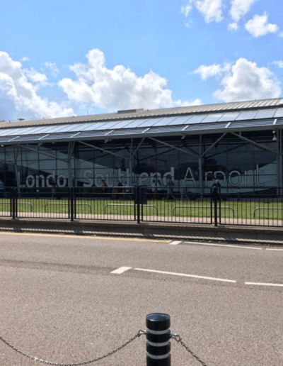 Stansted Heathrow Southend Gatwick