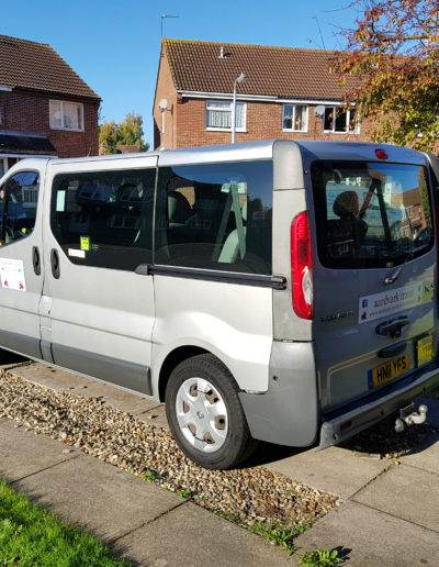 comfort and style minibus