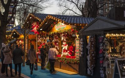Aardvark Travel – the best taxi choice for your Christmas Market trip