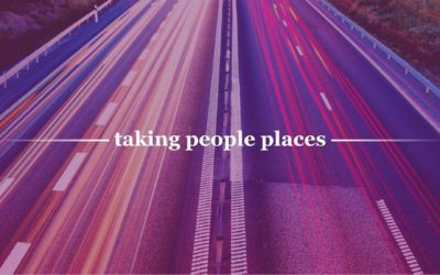 taking people places…busy busy busy