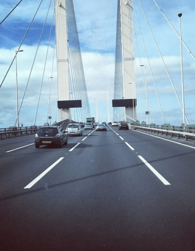 Dartford Crossing | Aardvark Travel